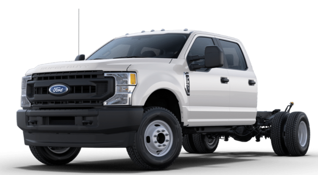 2020 Ford Chassis Cab F-350 XL Commercial-truck